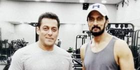 Dabangg 3: Salman Khan penned down a dialogue for Kiccha Sudeep; Latter calls it as one of his favourite lines