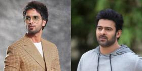 THIS is what Baahubali actor Prabhas told Shahid Kapoor after watching the trailer of Kabir Singh