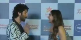VIDEO: Shahid Kapoor cannot stop talking to Sara Ali Khan while Ranveer Singh fanboys over the duo