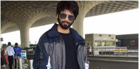 Shahid Kapoor thanks his fans for their love as he jets off to resume Jersey shoot post lip injury; See PHOTOS