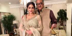 Boney Kapoor writes a heartfelt note for his late wife Sridevi on her 56th birth anniversary; Check it out