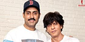 Bob Biswas: Shah Rukh Khan sends best wishes for Abhishek Bachchan starrer; Says 'enjoy the process'