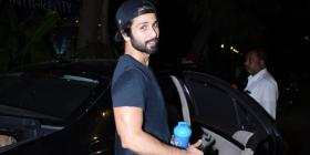PHOTOS: Shahid Kapoor sends out major fitness motivation as he sweats it out at the gym