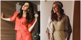 Style Quotient: Taapsee Pannu's Game Over promotional style spells retro boho chic and we can't get enough