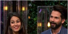 Throwback: When Mira Rajput TROLLED Karan Johar for never mentioning Shahid Kapoor in his rapid fire questions