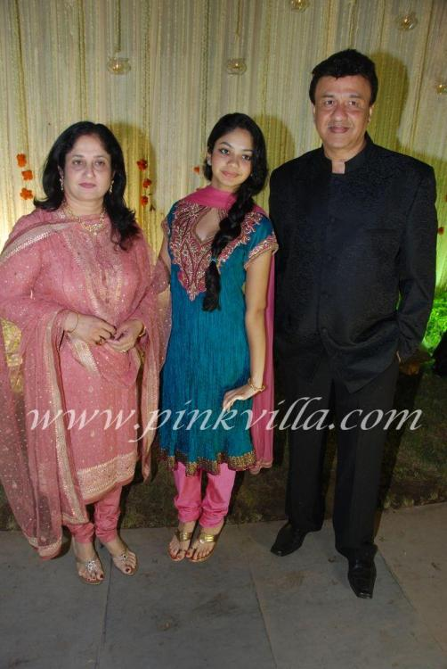 Anu malik family photo Best 25 Cute