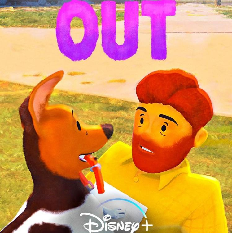 Pixar reveals its first gay lead character in the animation genre
