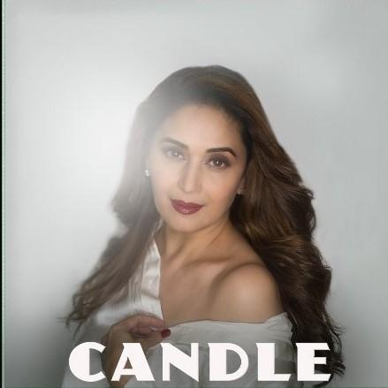 Madhuri Dixit showcases a glimpse of her journey through her song 'Candle'