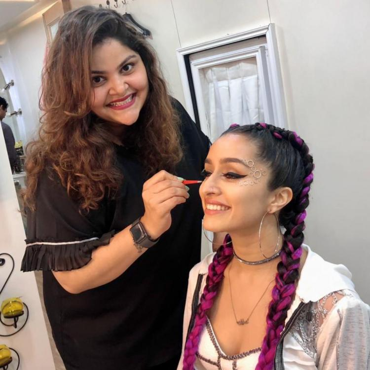 EXCLUSIVE: Shraddha Kapoor's makeup artist Shraddha Naik spills beans on star's edgy look in Street Dancer 3D