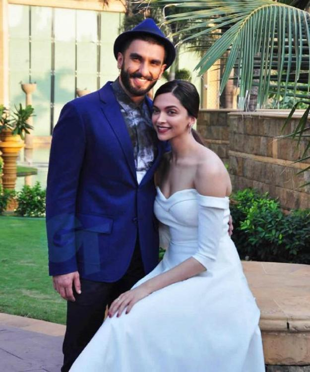 Deepika Padukone Ranveer Singh wedding: The newlyweds ...