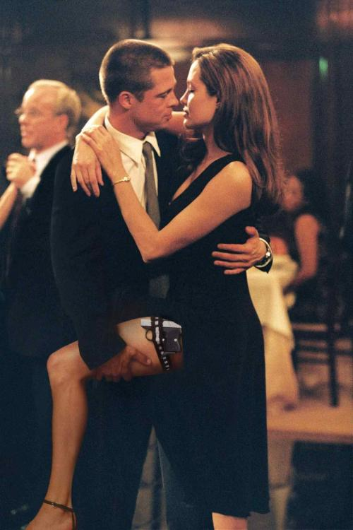 Rumours were rife that Brad Pitt and Jennifer Aniston's divorce drama played a big role in the editing of Mr. & Mrs. Smith's infamous Brangelina sex scene.