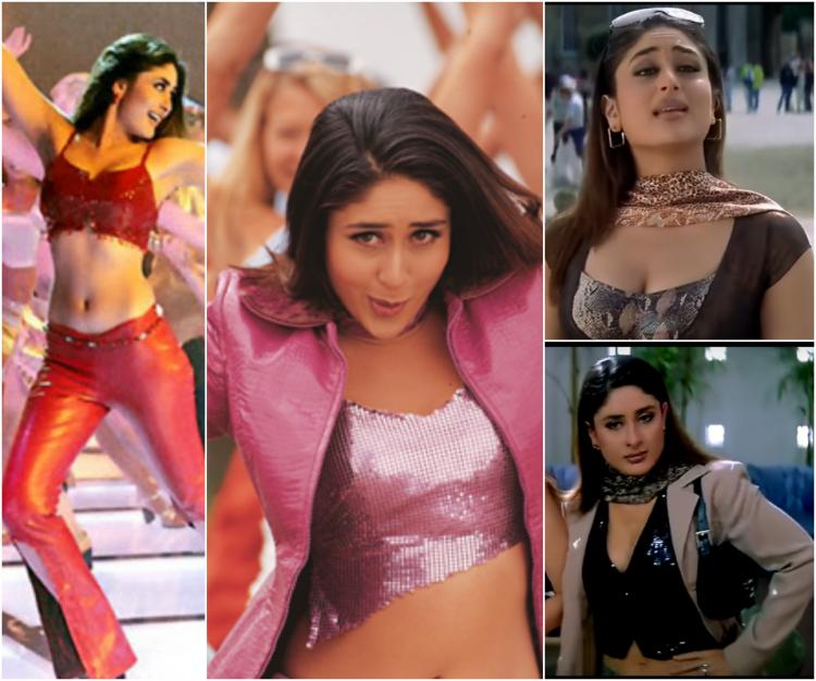 Kareena In Kabhi Khushi Kabhi Gham Songs