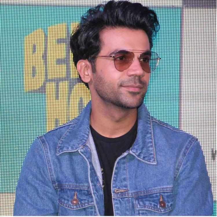 Rajkummar Rao turns to his work to cope with parents' loss