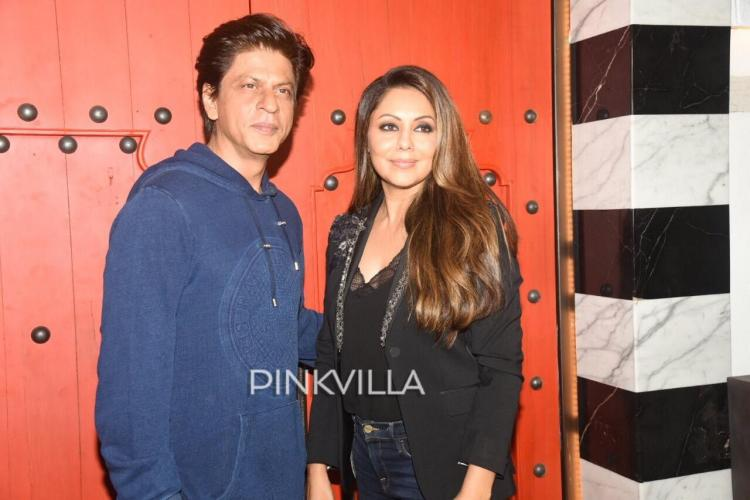 Gauri Khan REVEALS there are only positives of being the wife of superstar Shah Rukh Khan