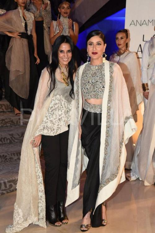 Anamika Khanna To Be The Grand Finale At The Lakme Fashion