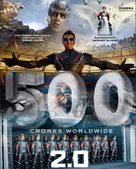 akshay kumar,Rajinikanth,Box Office,Box Office,2.0