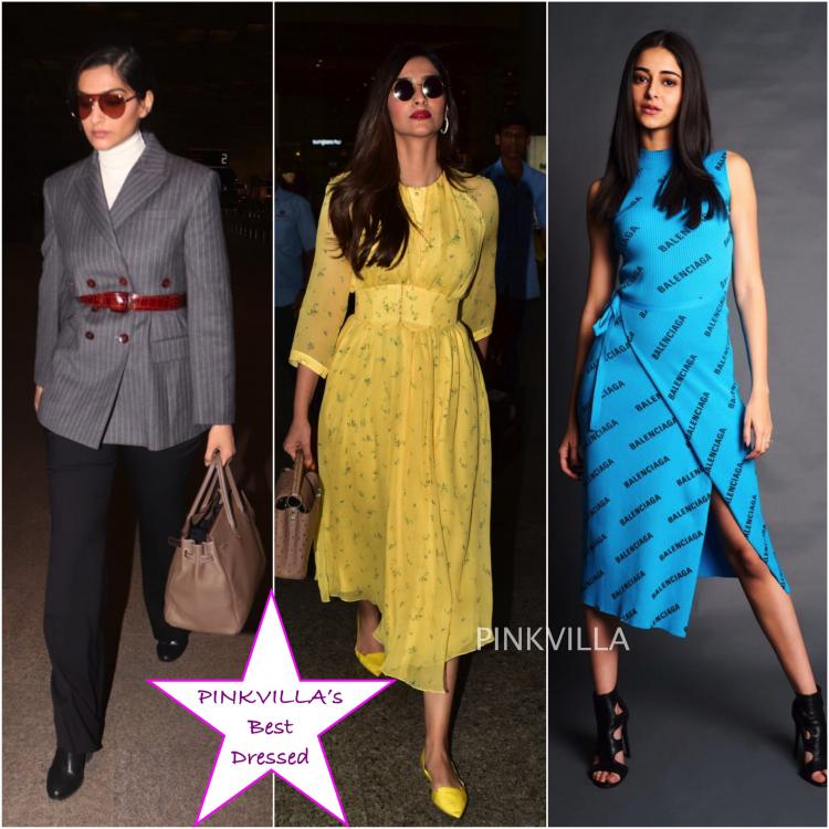 Best Dressed of the week Bollywood