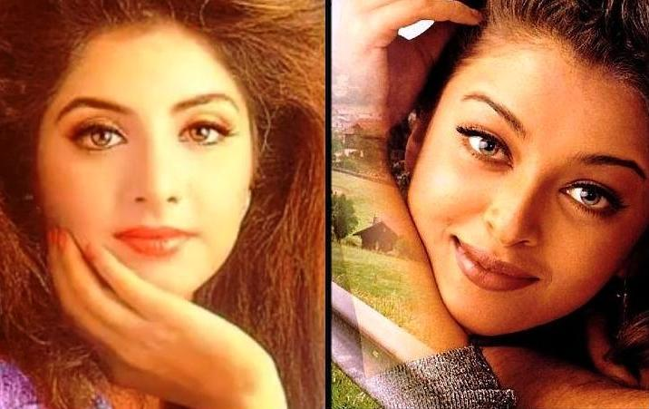 The Babie Face Of BollywoodAishwarya Rai Or Divya Bharti