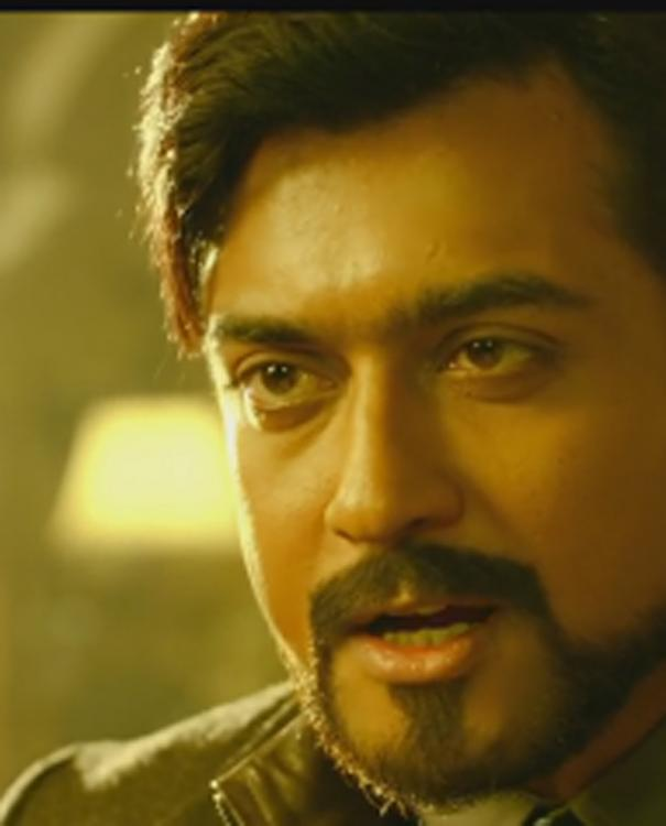 suriya dons several mesmerizing looks in the visually appealing