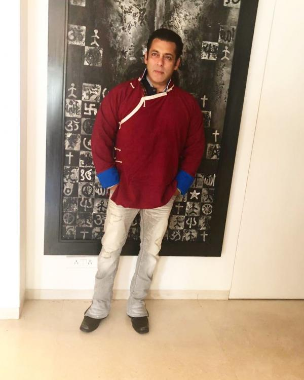 Here's what Salman Khan has to say about his new song Munna Badnaam