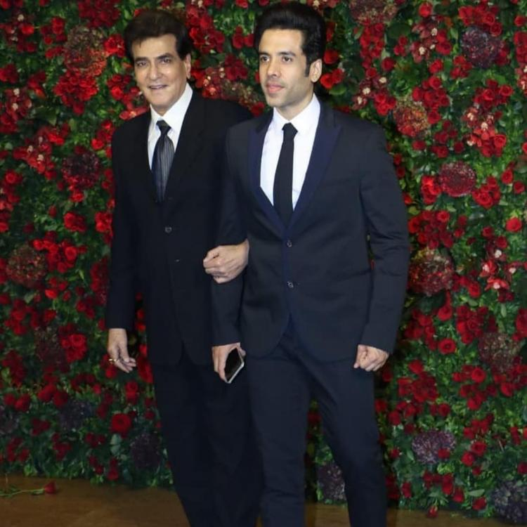 Jeetendra was not sure of how Tusshar Kapoor would be as a father