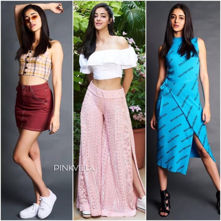Celebrity Style,fashion,Tiger Shroff,Outfit,Tara Sutaria,Ananya Panday,soty 2,student of the year,promotion