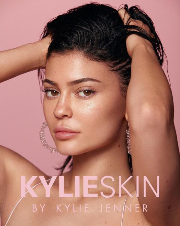 Kylie Jenner REVEALS the details of her skincare line