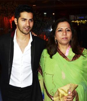 Image result for varun dhawan mother