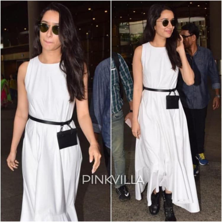 Shraddha Kapoor keeps it casual in Bennch at the airport: Yay or Nay?