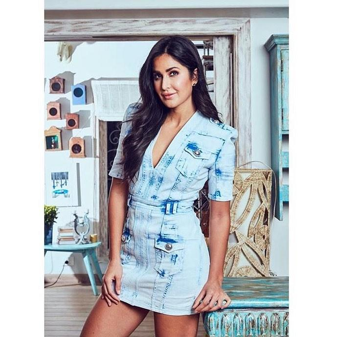 Katrina Kaif keeps it casual in Balmain: Yay or Nay?