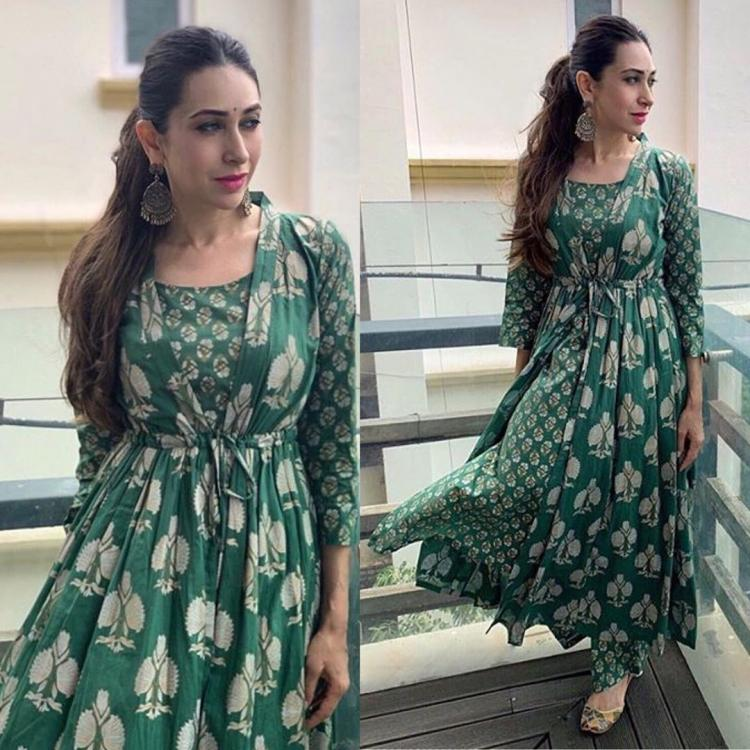 Karisma Kapoor keeps it desi in Rivaaj: Yay or Nay?