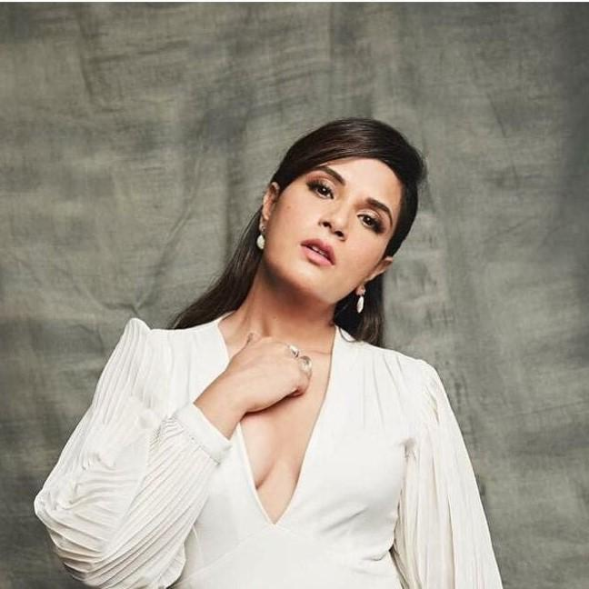 Richa Chadha says humour is a fairly natural and organic way of expressing myself