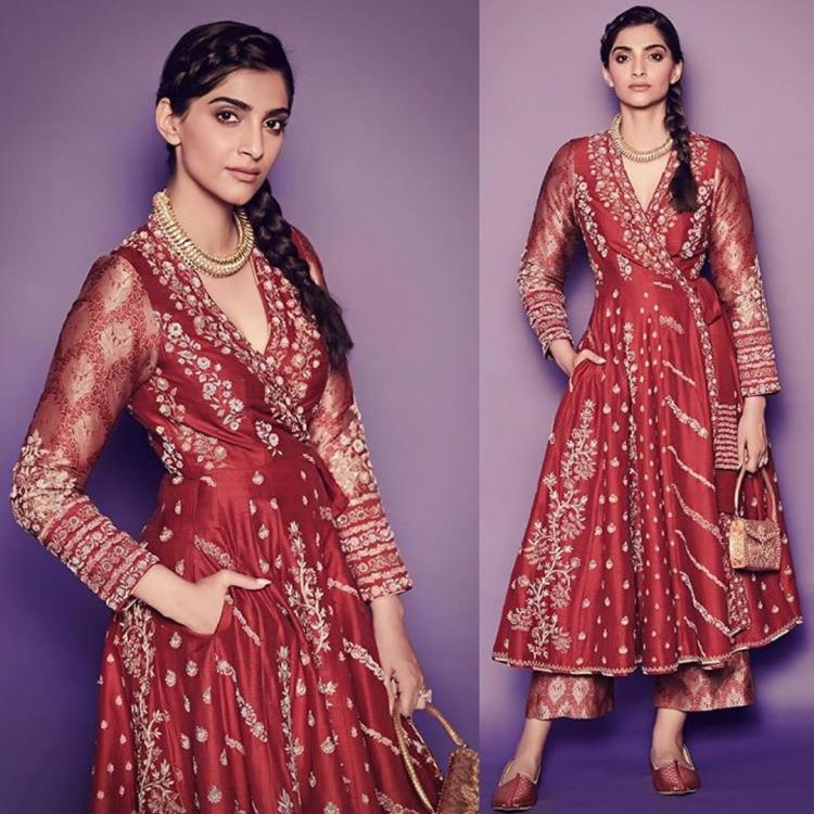 Sonam Kapoor is a sight to behold in Sue Mue for The Zoya Factor promotions: Yay or Nay?