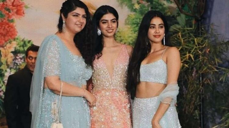 Birthday girl Janhvi Kapoor goes home to an adorable surprise by sister Anshula Kapoor; find out
