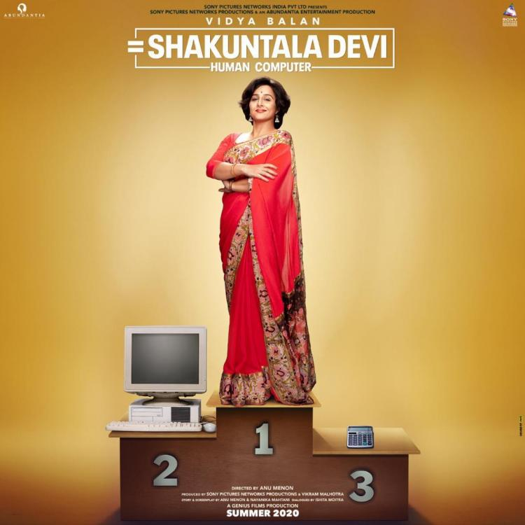 "THIS actor will be seen as Vidya Balan's husband in ""Shakuntala Devi - Human Computer""."
