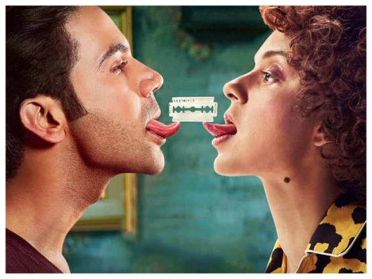 Judgementall Hai Kya Review: Love her, hate her, but can't ignore Kangana in this thriller comedy