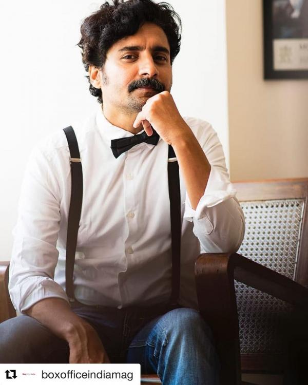 Chandan Roy Sanyal talks about his new role