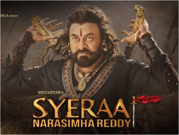Sye Raa Narasimha Reddy Movie Review: Chiranjeevi headlines an unevenly written but epically mounted film