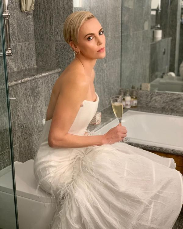 Charlize Theron says she will never compromise for a man; Deets inside