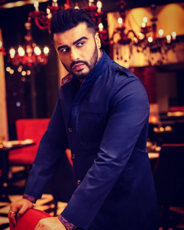 Arjun Kapoor has transformed himself for the role of Sadashiv Rao Bhau