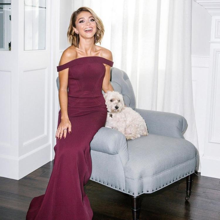 Modern Family Actress Sarah Hyland and Boyfriend Wells Adams Spark #MeToo Backlash; Here's Why