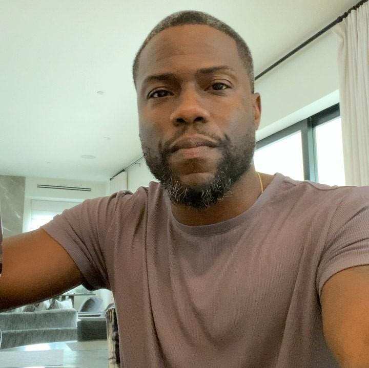 Kevin Hart shares an embarrassing story about himself during quarantine period
