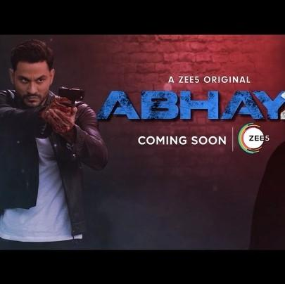 Kunal Kemmu says he is thrilled to shoot for 'Abhay 2'