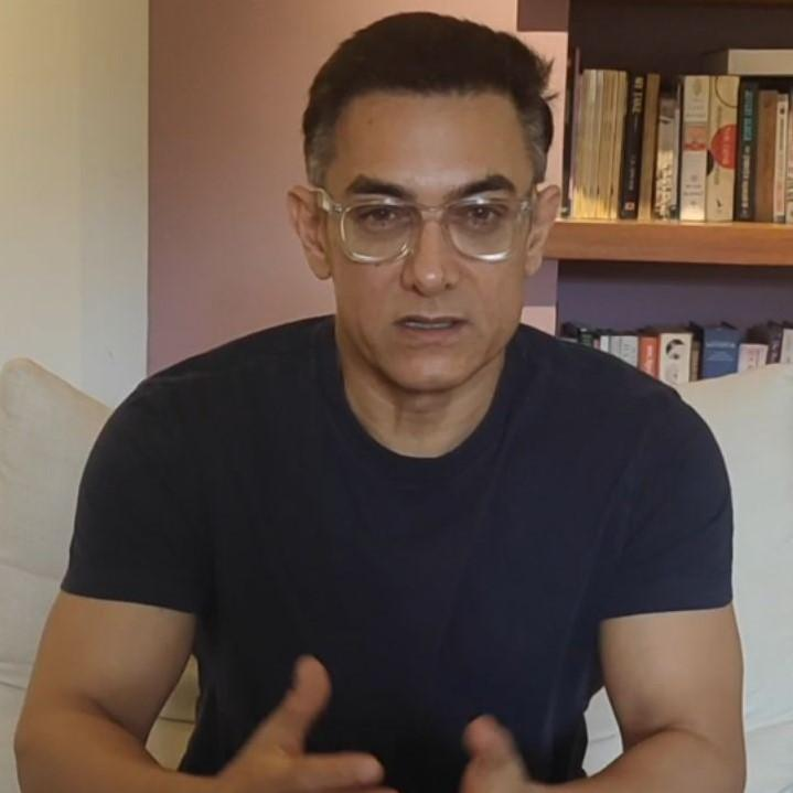 Aamir Khan wants scriptwriters to continue writing with more enthusiasm during lockdown
