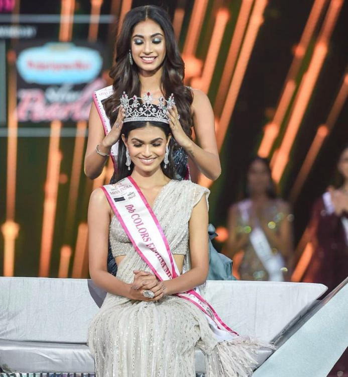 Suman Rao from Rajasthan wins Femina Miss India World 2019 beauty pageant; Details Inside