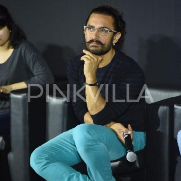 Aamir Khan makes an appeal to all his fans to vote in the Lok Sabha Elections; WATCH Video