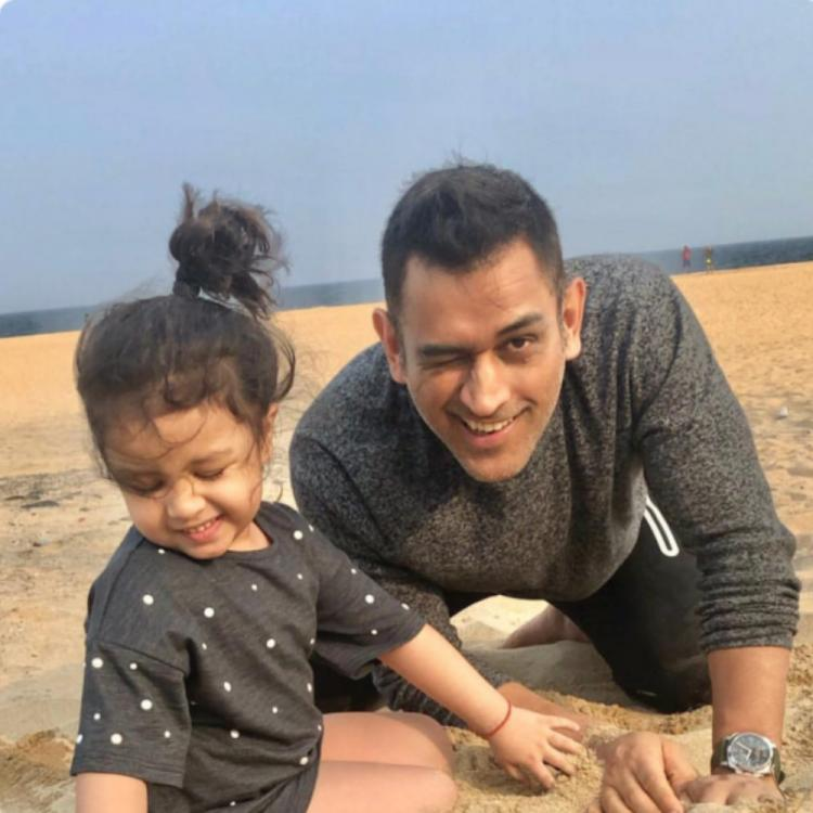 Happy Birthday Ziva Dhoni: You can't miss out these cute moments of MS Dhoni's daughter