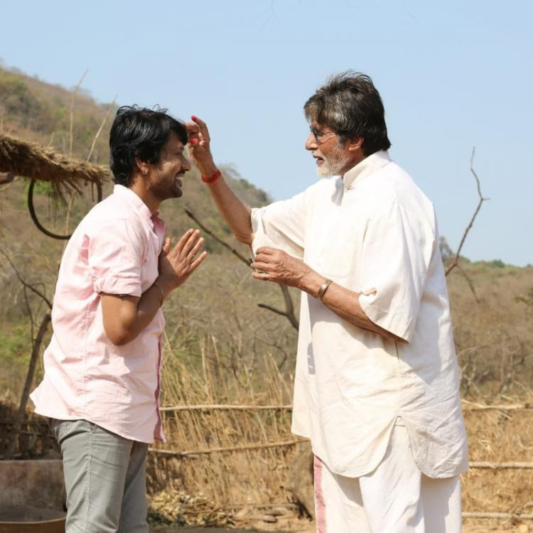 Amitabh Bachchan's bilingual film in Tamil and Hindi gets titled as Tera Yaar Hoon Main; Read On