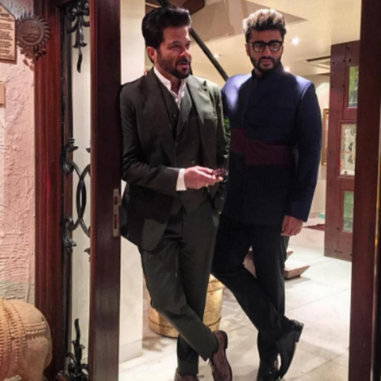Arjun Kapoor's Panipat to clash with Chachu Anil Kapoor's Pagalpanti in December 2019