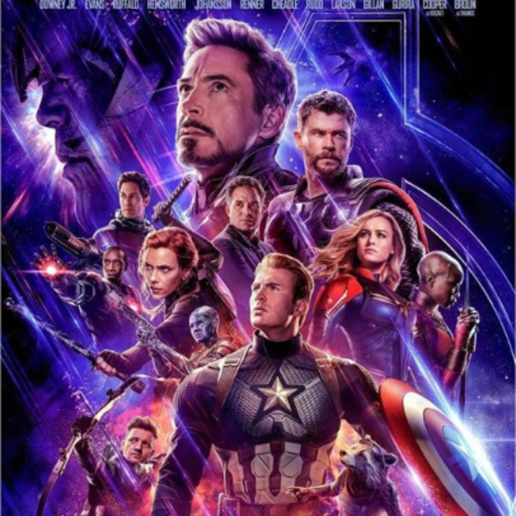 Avengers Endgame: New poster released after fans berate makers for omitting Danai Gurira